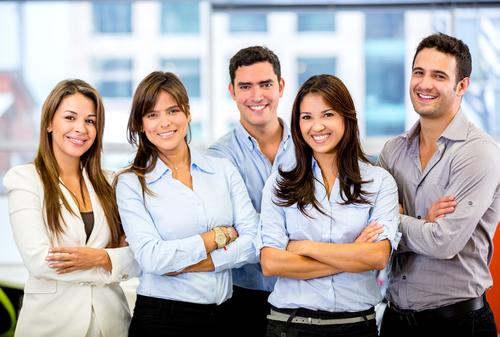 empresa foca em colaboradores