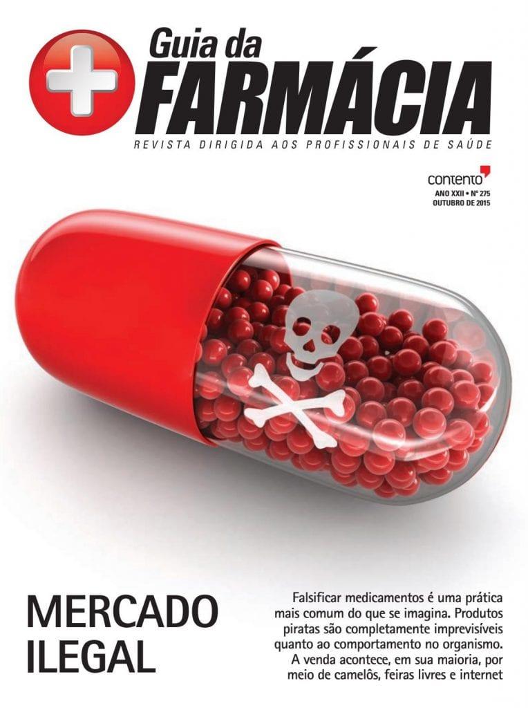 Mercado ilegal de medicamentos