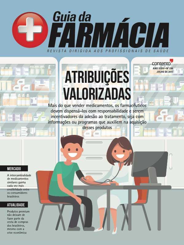 Farmacêutico na mira