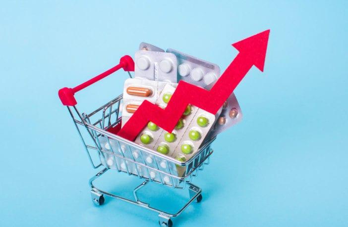 medicamentos preço aumento