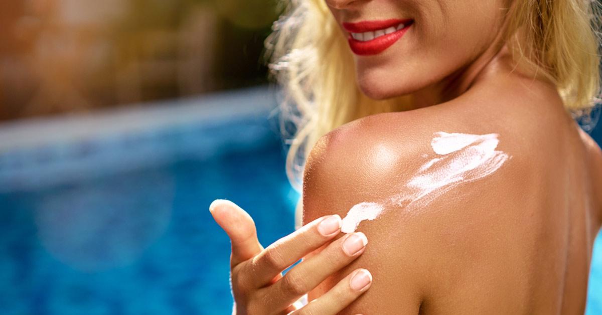 protetor solar ajuda reverter sinais da idade