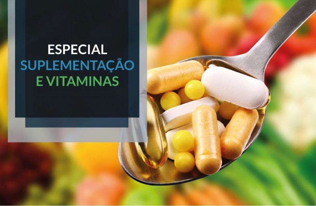 Especial Suplementação e Vitaminas 2017