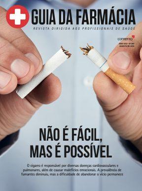 Contra o tabagismo