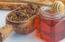 própolis mel