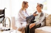 serviço clínico domiciliar