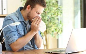 alergia respiratoria