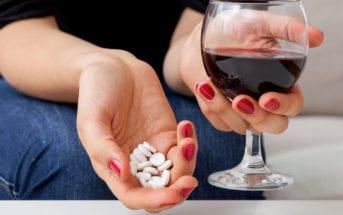 bebidas alcoolicas com medicamentos
