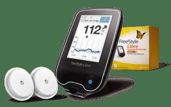 FSLibre leitor 2 sensores