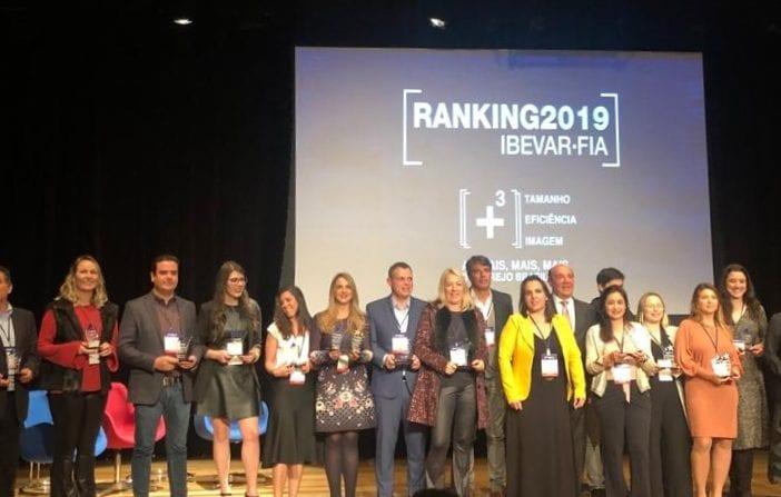 Ranking IBEVAR FIA 2019
