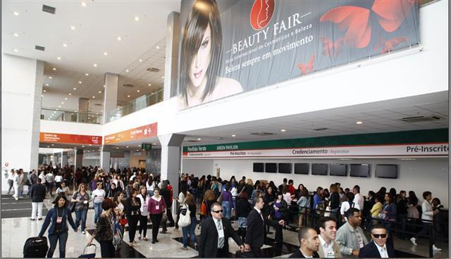 Beauty Fair de 6 a 9 de setembro em São Paulo