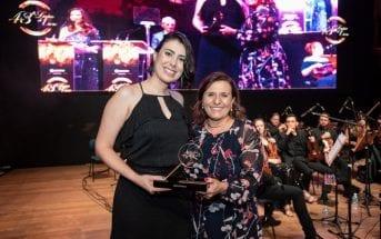 Lupa de Ouro EMS Luana Montagnini