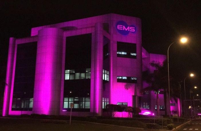 Outubro Rosa EMS 1