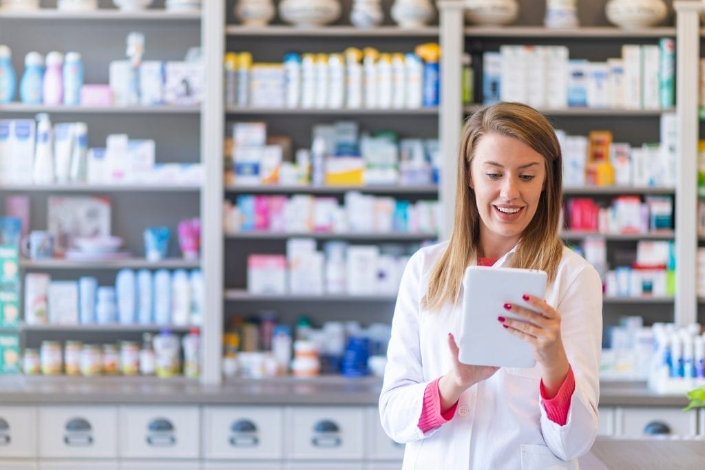 atendente de farmácia salário 2019