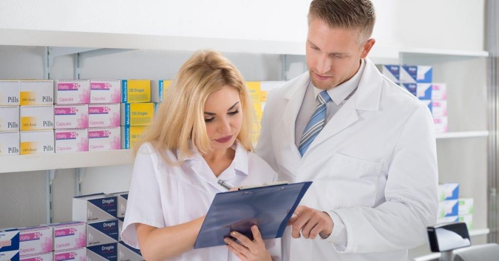 checklist farmácia