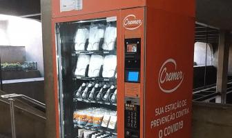 cremer-investe-em-vendind-machines-de-mascaras-e-alcool-gel