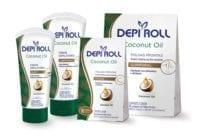 DepiRoll-óleo-coco