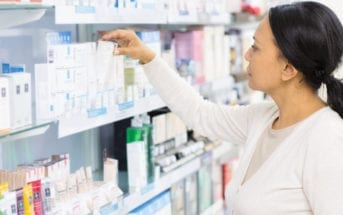 higiene e beleza na farmácia