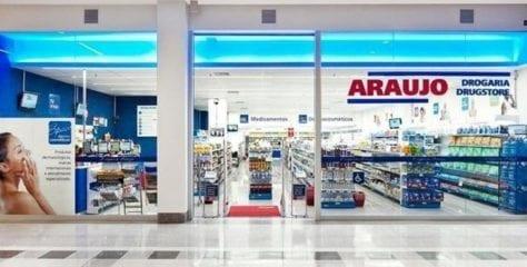 Drogaria Araujo chega a 95% de lojas com serviços clínicos