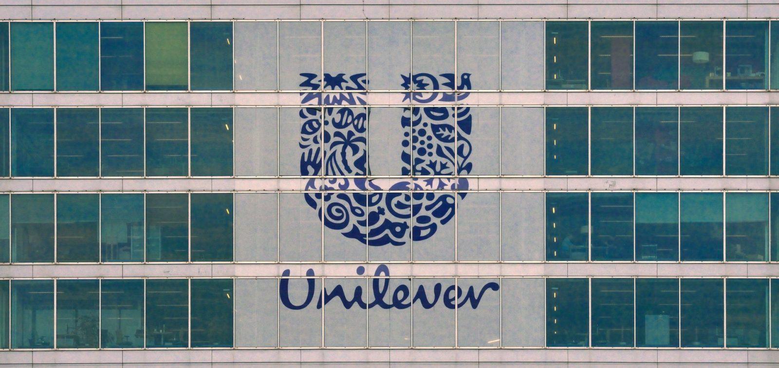 Unilever-plástico-produtos