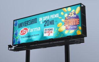 Cityfarma 25 anos