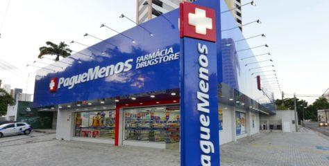 Área de marcas próprias da Pague Menos tem expansão de 20% em vendas no primeiro semestre do ano