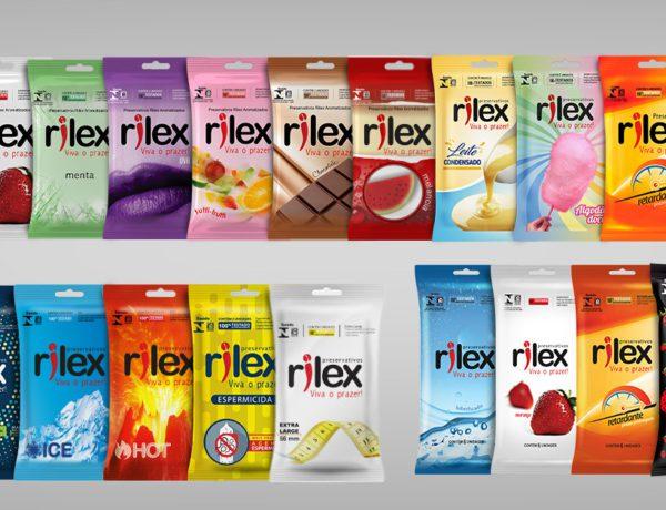 Rilex Preservativos alia qualidade e segurança