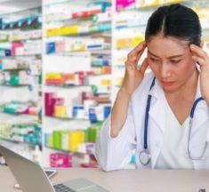 Mapeamento emocional de farmacêuticos aponta estresse, ansiedade e depressão